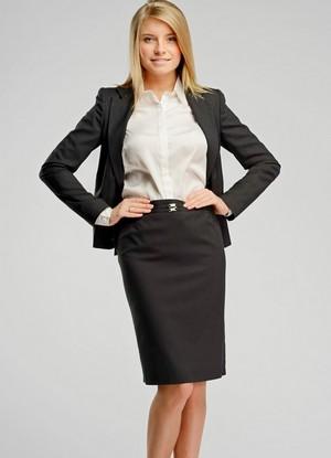 как найти свой деловой стиль в одежде молодой женщине или девушке