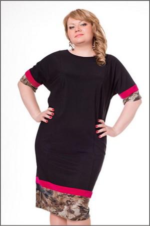 какой фасон платья наиболее подходит женщине с лишним весом