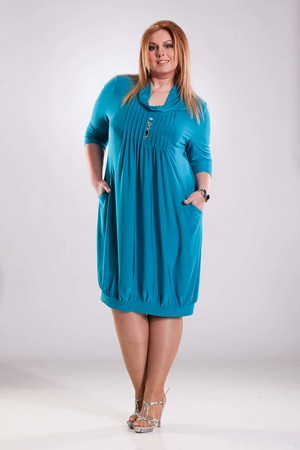 полнота - не приговор, многие модели платьев позволяют выигрышно оттенить ваши достоинства