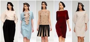 что купить к платью с юбкой в форме солнца, чтобы подчеркнуть свою красоту и женственность