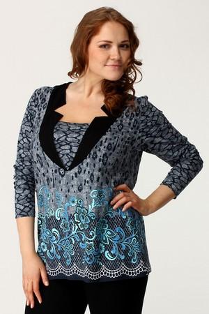 лучшие стилистические решения блузок для чуть полных девушек