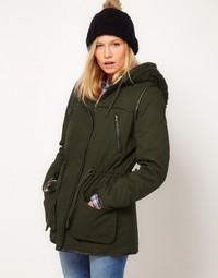 женские куртки парки зимние