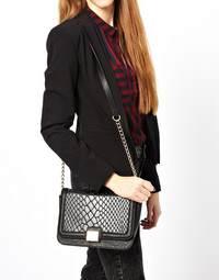 маленькие сумки через плечо женские