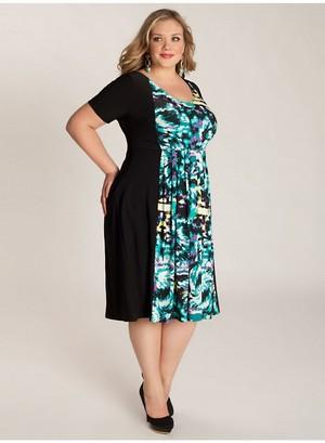 лучшие фасоны нарядной одежды для женщин с лишним весом или полнотой