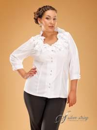 Недорогая женская одежда большого размера