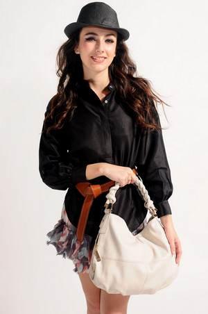 женские сумки, сделанные из кожи, за разумные деньги - как выбрать, с чем сочетаются и многое другое