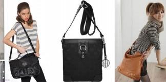 как женщине правильно выбрать сумку через плечо