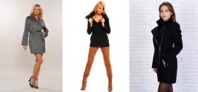 Короткое пальто для женщин: будьте привлекательны в любую погоду!