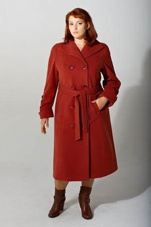 пальто для полных женщин - как скрыть недостатки и подчеркнуть достоинства