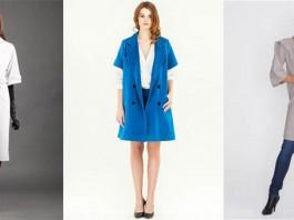 пальто с короткими и укороченными рукавами - сколько стоит, как выбрать, с чем одеть