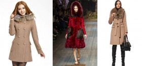 Как выбрать зимнее пальто с воротом из меха: стоимость, цены, аксессуары