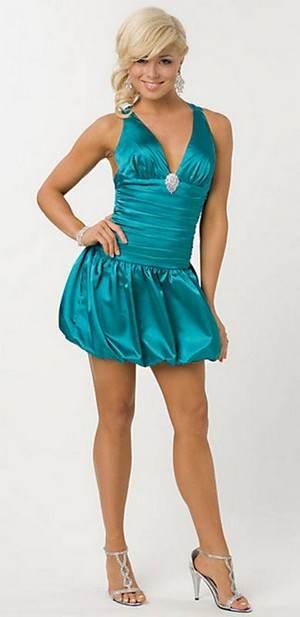 коктейльное платье4