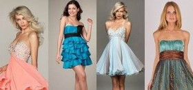 Как выбрать короткое платье, дополненное пышной юбкой: цены, советы по выбору