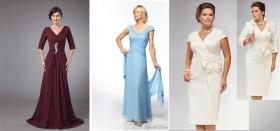 Лучшие советы по выбору платья для мамы невесты: популярные модели, цены, отзывы
