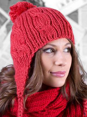 вязаные женские шапки - как выбрать, сколько стоят, с чем носить, отзывы