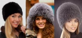 Почему женскую шапку из меха выгоднее покупать через интернет?