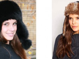Женские шапки ушанки из меха - где купить, цены, с чем лучше носить