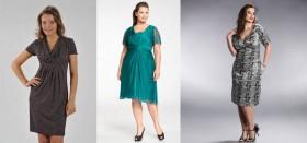 Как скрыть животик с помощью платья правильного фасона?
