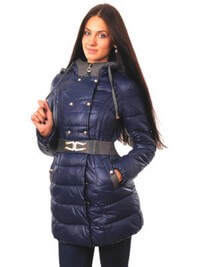 женские куртки на зиму с наполнителем типа холлофайбер