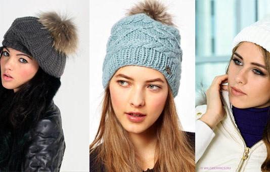 шапки с меховым помпоном - советы стилистов по выбору, цены, где лучше купить