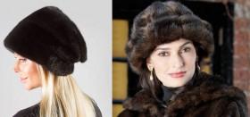 О чем нужно знать при покупке женской норковой шапки?