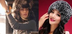 Женская шапка из меха: как выбрать, с чем носить? Советы стилистов