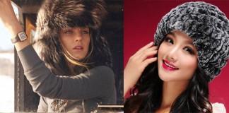 женские шапки из меха - сколько стоят, где лучше купить, с чем носить, как выбрать