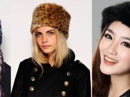 женские шапки на зиму - какие бывают, как выбрать, сколько стоят, к чему подходят