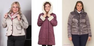 зимние женские куртки большого размера - стоимость, как выбрать, аксессуары, отзывы