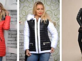 зимние женские куртки на холлофайбере - как выбрать, с чем носить, цена, отзывы