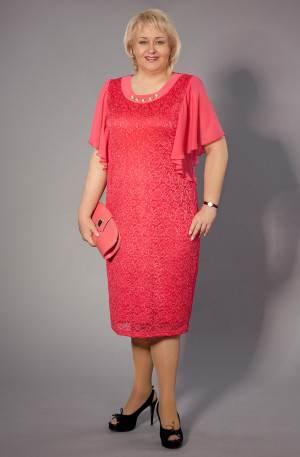 Советы по выбору платья больших размеров для женщин бальзаковского возраста