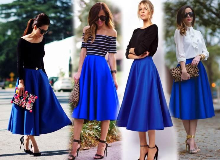Купить юбку толстым