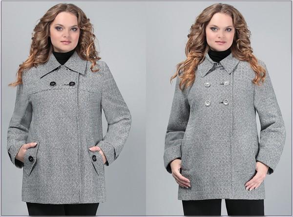 Отдел Женской Одежды Пальто