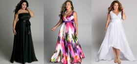 Где приобрести красивые платья для полных женщин: лучшие интернет-магазины