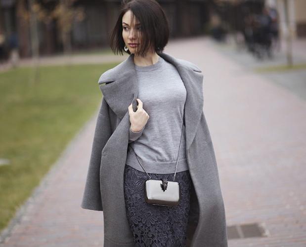 921e665aaf2 Универсальное серое пальто  с чем носить и как выбрать  Про одежду ...