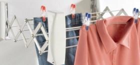 Удобна ли настенная раздвижная сушилка для белья?