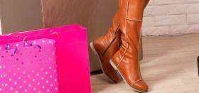 Где можно выгодно купить осенние женские кожаные сапоги: ловим распродажи в интернет-магазинах