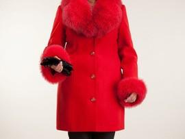 Женское зимнее пальто