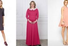 Платья для беременных скрывающие живот сшить 47