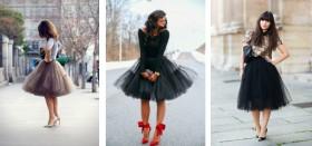С чем можно носить юбку пачку: примеры лучших сочетаний