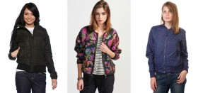 Женская куртка бомбер: где можно купить и с чем носить?