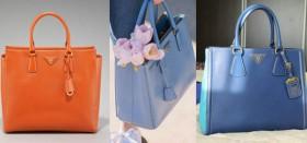 Как выбрать кожаную итальянскую сумку фирмы «Прада» (Prada)?