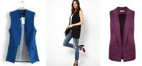 Где можно купить качественный женский жилет без рукавов?