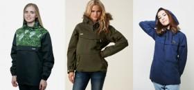 Где можно приобрести женскую куртку Анорак?