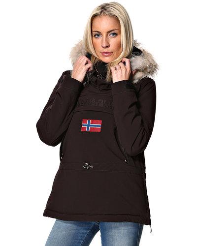 Купить Зимнюю Куртку Анорак Женскую В
