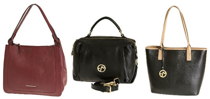 Последняя коллекция сумок фирмы ferragamo