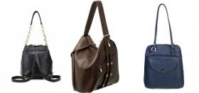 Как выбрать женскую сумку рюкзак-трансформер: ТОП-5 моделей, цены, где лучше купить
