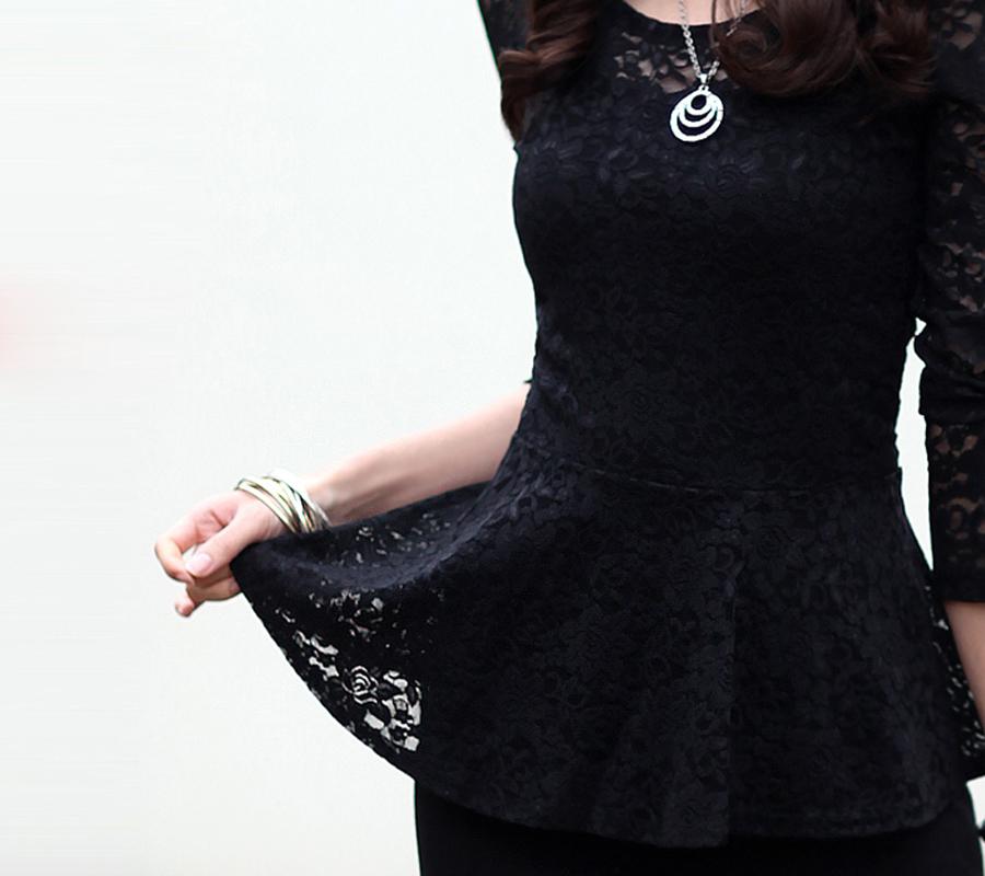 Блузки Из Гипюра Фото