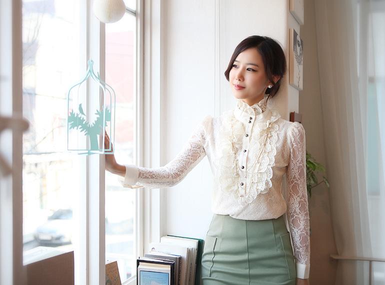 Где можно купить красивые блузки