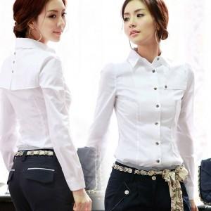 белые блузки фото для офиса